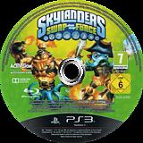 Skylanders: Swap Force PS3 disc (BLES01860)
