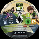 Ben 10: Omniverse 2 PS3 disc (BLES01899)
