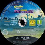 Bob Esponja: La Venganza de Plankton PS3 disc (BLES01911)