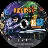 Kick-Ass 2 PS3 disc (BLES01983)