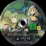 Atelier Escha and Logy: Alchemists of the Dusk Sky PS3 disc (BLES01992)