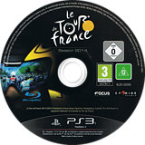 Le Tour de France 2014 PS3 disc (BLES02006)