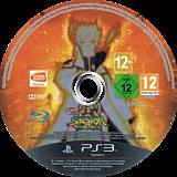 Naruto Shippuden: Ultimate Ninja Storm Revolution PS3 disc (BLES02014)