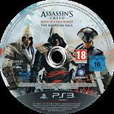Assassin's Creed: El origen de un nuevo mundo - La Saga Americana PS3 disc (BLES02085)
