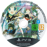 Tears to Tiara II: Heir of the Overlord PS3 disc (BLES02115)
