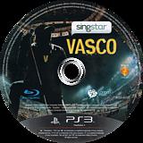 SingStar Vasco PS3 disc (BCES00722)