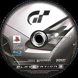 Gran Turismo 5: Prologue PS3 disc (BCJS30017)
