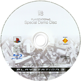 PlayStation 3 Special Demo Disc PS3 disc (BCJX96004)