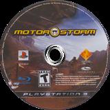 MotorStorm PS3 disc (BCUS98137)