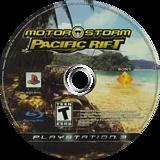 MotorStorm: Pacific Rift PS3 disc (BCUS98155)