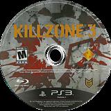 Killzone 3 PS3 disc (BCUS98234)