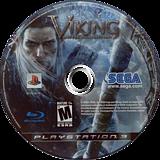 Viking: Battle for Asgard PS3 disc (BLUS30129)