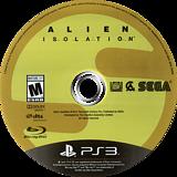 Alien: Isolation PS3 disc (BLUS30832)