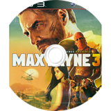 Max Payne 3 PS3 disc (BLAS50460)