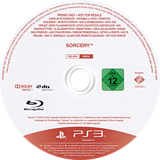 Sorcery PS3 disc (BCES00819)