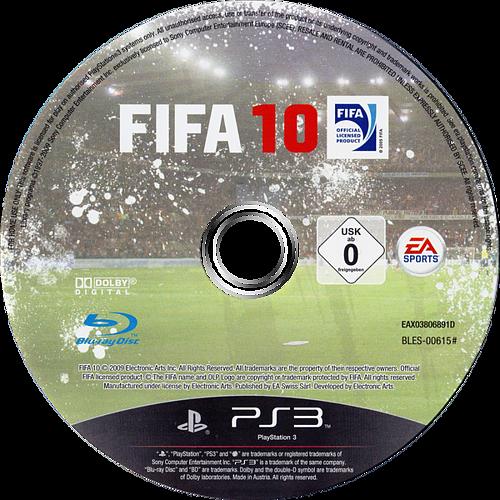 PS3 discM (BLES00615)