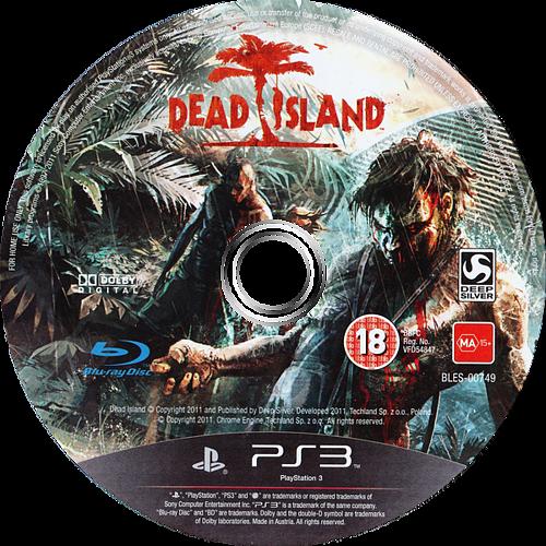 Dead Island PS3 discM (BLES00749)