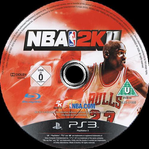 NBA 2K11 PS3 discM (BLES01008)