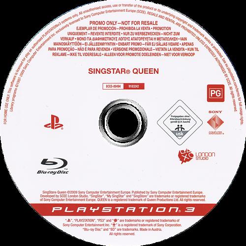 PS3 discM (BCES00494)