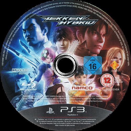 PS3 discM (BCES01454)