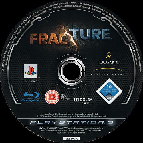 PS3 discM (BLES00329)