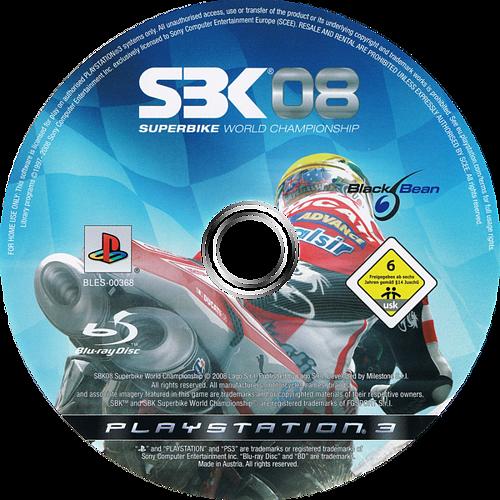 PS3 discM (BLES00368)
