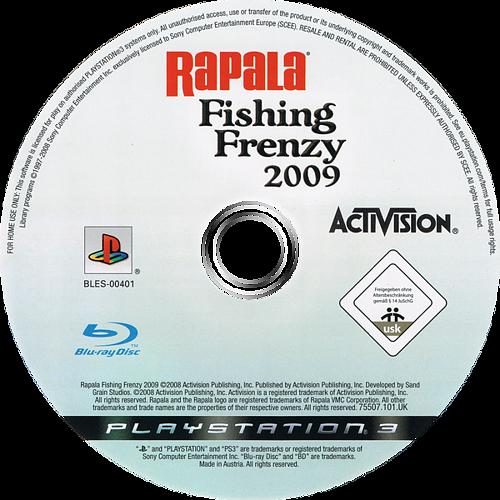 PS3 discM (BLES00401)