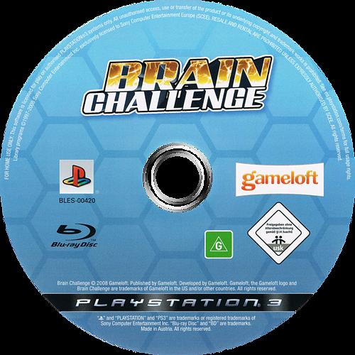 Reto Mental PS3 discM (BLES00420)