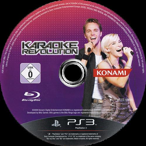 PS3 discM (BLES00694)