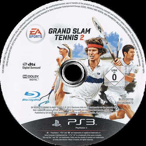 PS3 discM (BLES00709)