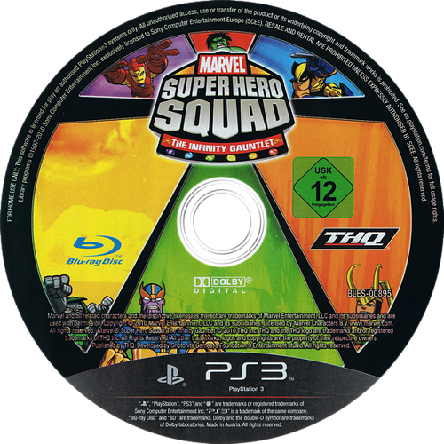 PS3 discM (BLES00895)