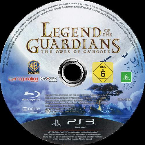 Ga'Hoole: La Leyenda de los Guardianes PS3 discM (BLES00964)