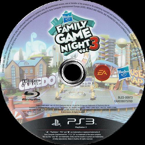 Hasbro Juegos en Familia 3 PS3 discM (BLES00973)
