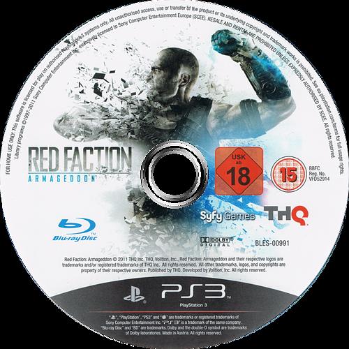 PS3 discM (BLES00991)