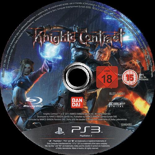 PS3 discM (BLES01001)