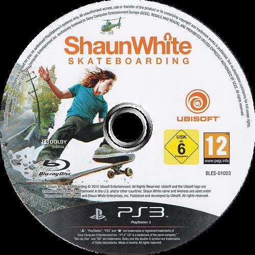 PS3 discM (BLES01003)