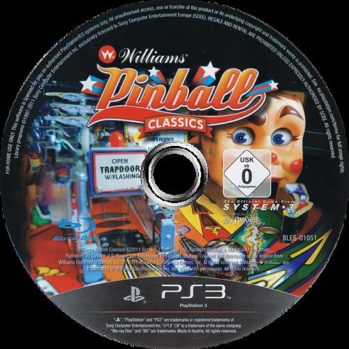 PS3 discM (BLES01051)