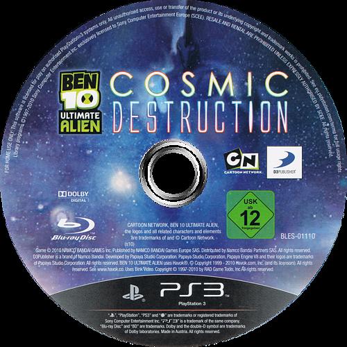 PS3 discM (BLES01110)