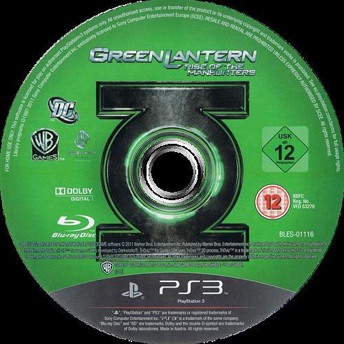 PS3 discM (BLES01116)