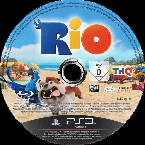 PS3 discM (BLES01139)