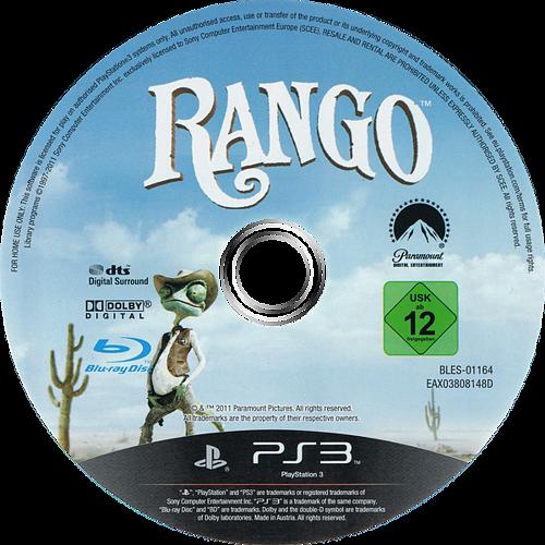 PS3 discM (BLES01164)