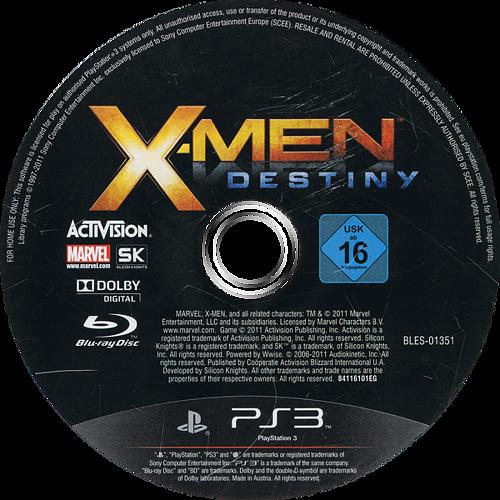 PS3 discM (BLES01351)