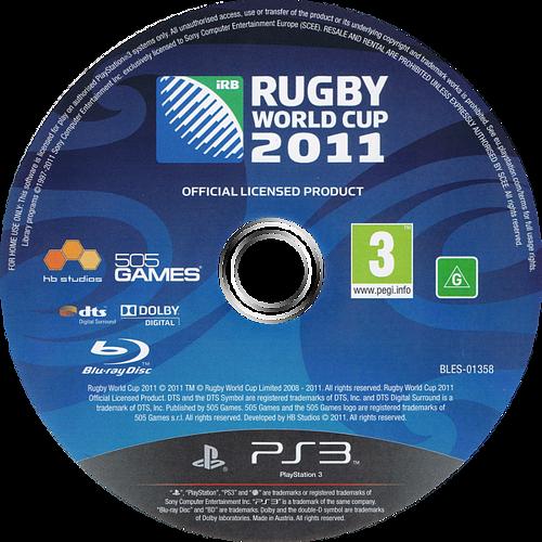 PS3 discM (BLES01358)
