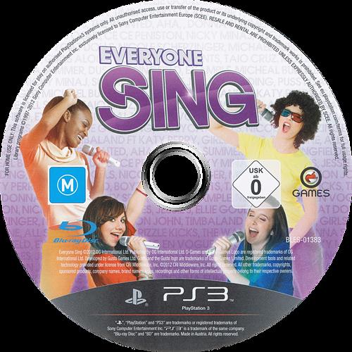 PS3 discM (BLES01383)
