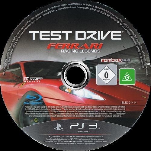 PS3 discM (BLES01414)