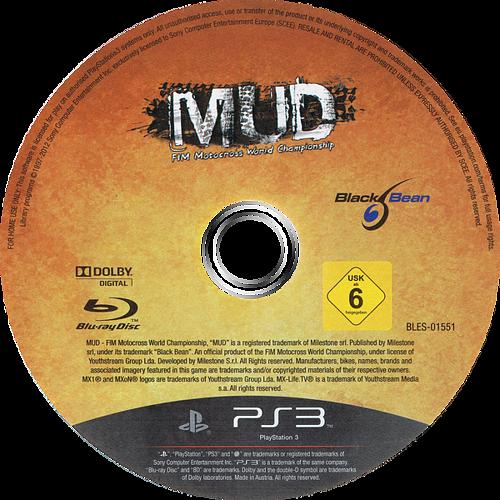 PS3 discM (BLES01551)
