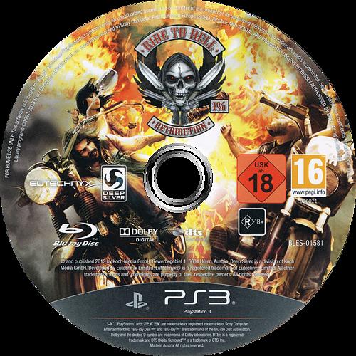 PS3 discM (BLES01581)