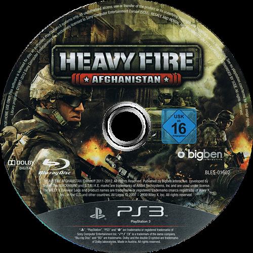 PS3 discM (BLES01602)