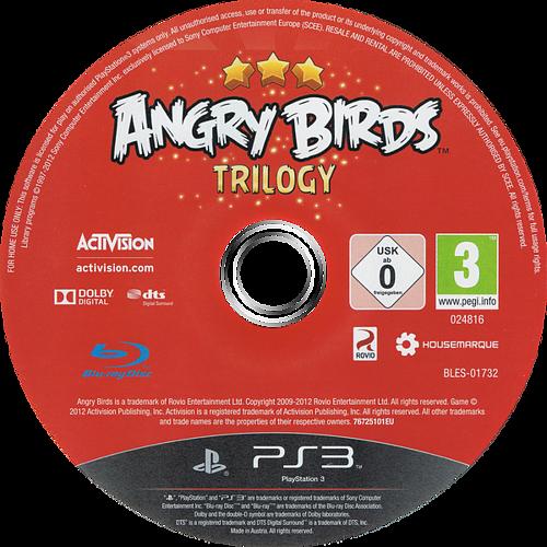 PS3 discM (BLES01732)