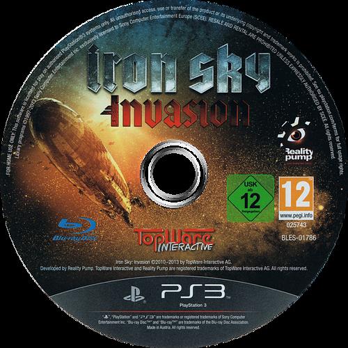 PS3 discM (BLES01786)